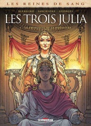 Les reines de sang - Les trois Julia édition simple