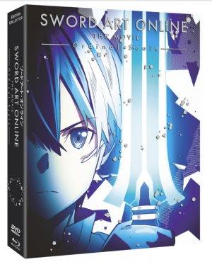 Sword Art Online: Ordinal Scale édition Coffret Combo DVD + Blu-ray