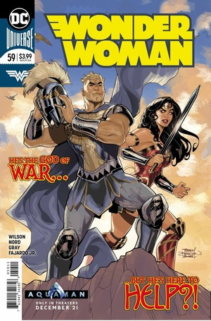 Wonder Woman # 59 Issues V5 - Rebirth (2016 - 2019)