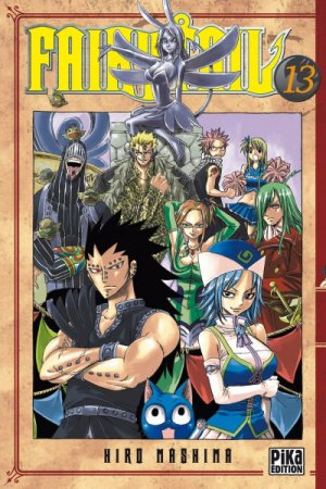 Fairy Tail T.13