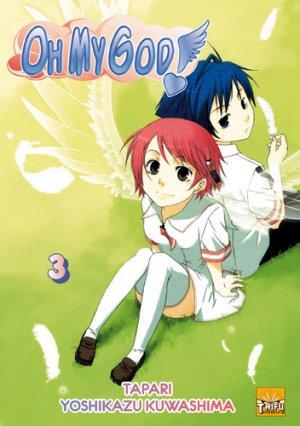 couverture, jaquette Oh my God ! 3  (Taifu Comics)