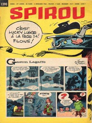 Le journal de Spirou # 1390
