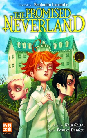 The promised Neverland édition RedisCover