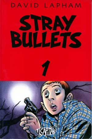 Stray Bullets édition TPB softcover (souple)