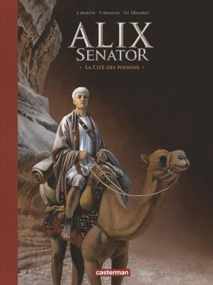 Alix senator # 8