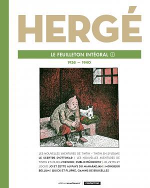 Hergé, le feuilleton intégral 8 Hors série