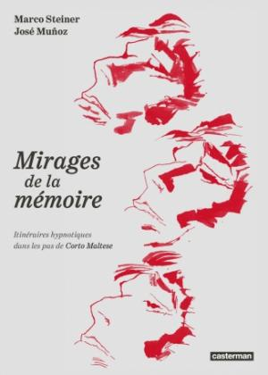 Hugo Pratt - Les mirages de la mémoire  simple