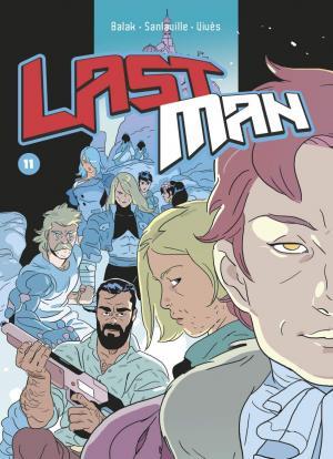 Last man # 11