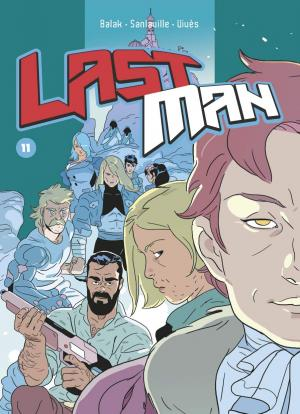 Last man 11 Collector
