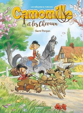 Camomille et les chevaux # 2