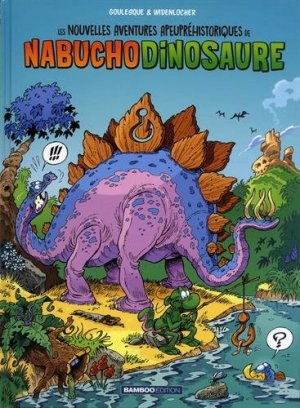 Les nouvelles aventures de Nabuchodinosaure 1 simple
