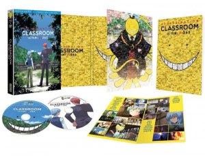Assassination Classroom - Le film : J-365 édition Combo DVD Blu-ray collector limitée