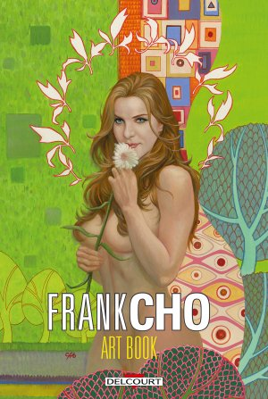 Frank Cho - Art Book 1