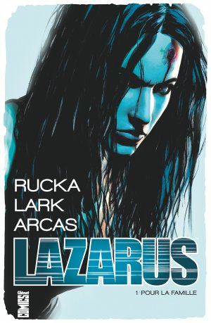 Lazarus # 1