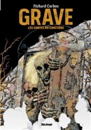 Grave : Les contes du cimetière édition TPB hardcover (cartonnée)