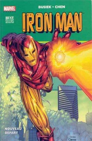 Iron man - Nouveau départ édition TPB softcover (souple)