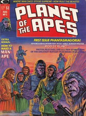 La Planète des Singes # 1 Issues (1974 - 1977)