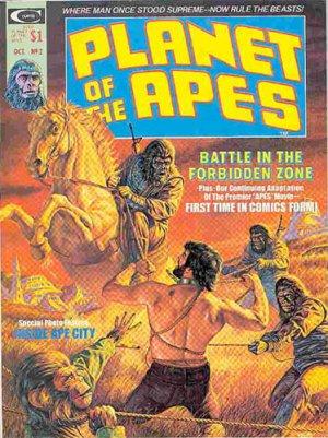 La Planète des Singes # 2 Issues (1974 - 1977)