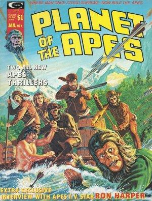 La Planète des Singes # 4 Issues (1974 - 1977)