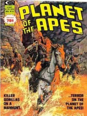 La Planète des Singes # 14 Issues (1974 - 1977)