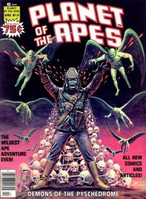 La Planète des Singes # 19 Issues (1974 - 1977)
