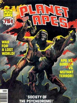 La Planète des Singes # 20 Issues (1974 - 1977)