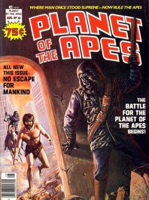 La Planète des Singes # 23 Issues (1974 - 1977)