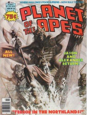 La Planète des Singes # 26 Issues (1974 - 1977)