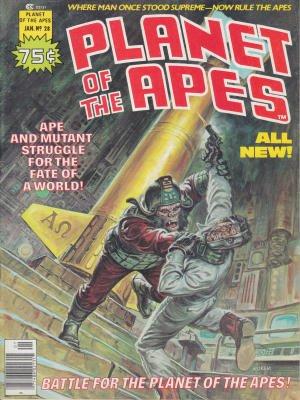 La Planète des Singes # 28 Issues (1974 - 1977)