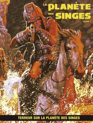 La Planète des Singes 1 TPB Hardcover - Best of Fusion Comics