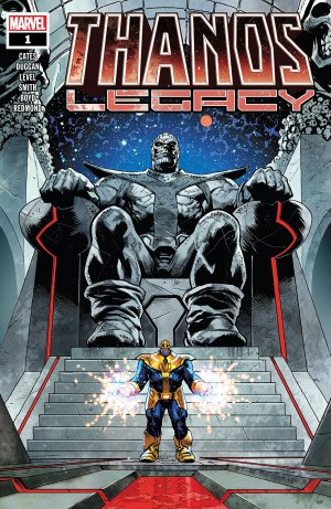 Thanos Legacy # 1 Issue (2018)
