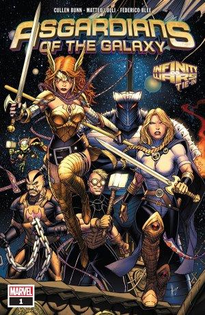 Les Asgardiens de la Galaxie édition Issues (2018 - 2019)