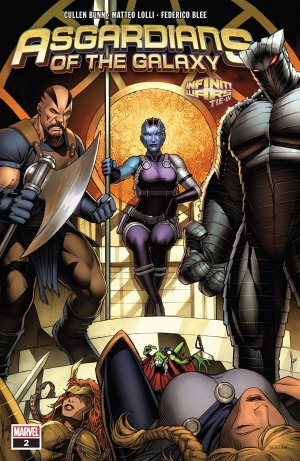 Les Asgardiens de la Galaxie # 2 Issues (2018 - 2019)