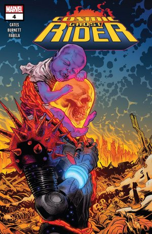 Cosmic Ghost Rider # 4 Issues (2018)
