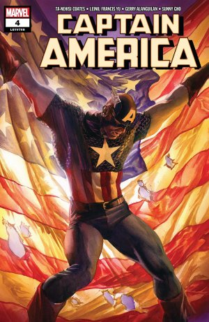 Captain America # 4 Issues V9 (2018 - Ongoing)