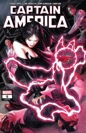 Captain America # 5 Issues V9 (2018 - Ongoing)