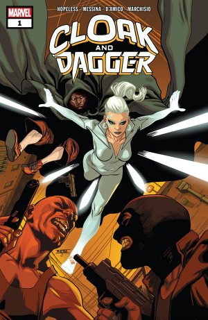 Cloak and Dagger édition Issues V5 (2018)