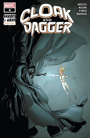 Cloak and Dagger 4 Issues V5 (2018)
