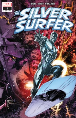 Silver Surfer # 1 Issues V8 - Annual (2018)