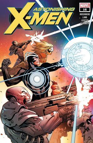 Astonishing X-Men # 16 Issues V4 (2017 - 2018)