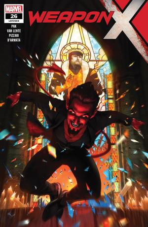 Weapon X # 26 Issues V3 (2017 - 2018)