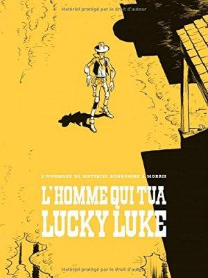 L'homme qui tua Lucky Luke édition Limitée