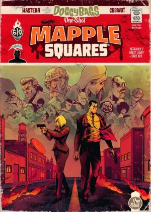 Doggybags One-Shot 2 - Mapple Squares
