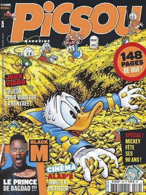 Picsou Magazine # 539
