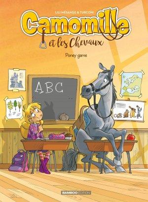 Camomille et les chevaux # 3