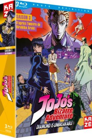 Jojo's Bizarre Adventure - Diamond is unbreakable 2 Blu-ray