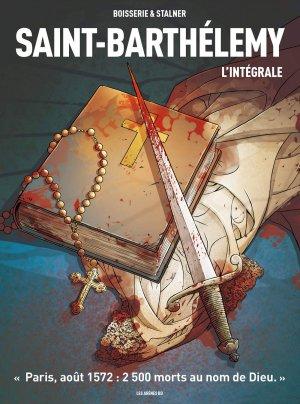 Saint-Barthélémy édition Intégrale 2018