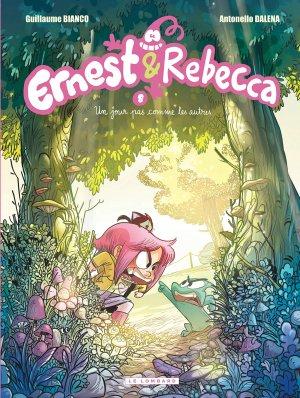 Ernest & Rebecca 8 Nouvelle édition 2013