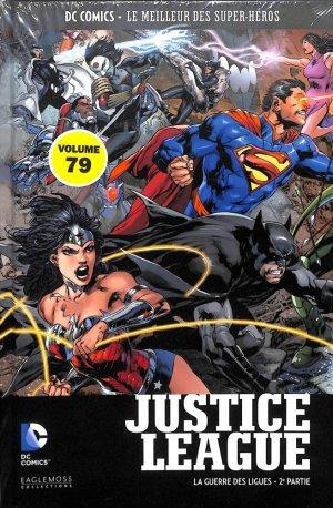 Justice League # 79 TPB Hardcover (cartonnée)