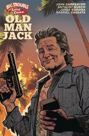 Big Trouble in Little China - Old Man Jack édition TPB softcover (souple)